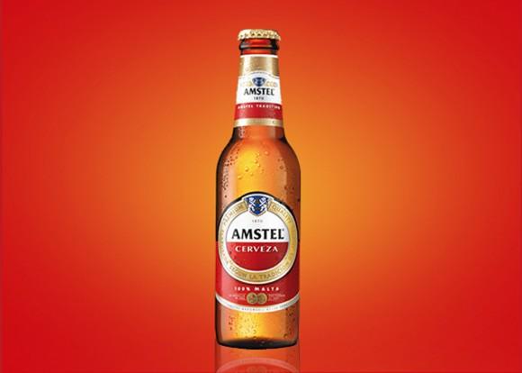 App Amstel Grabado a Fuego